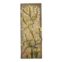 2154 | Floral Wall Panel