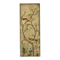 2156| Floral Wall Panel