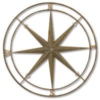 2164 | Compass wall décor