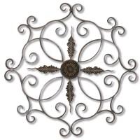 2180 | Medallion Wall Decor