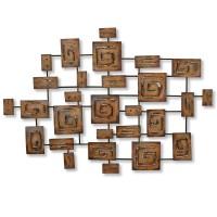 2220 | Geometric Wall Decor