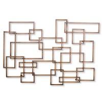 2513 | Geometric Wall Decor